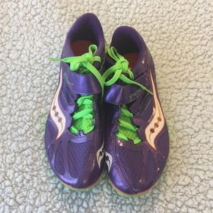 Saucony Spitfire 2 track spikes